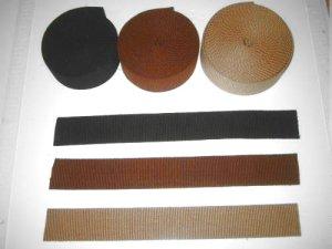 画像1: アクリル製クラシック  アクリルテープ 3cm 全3色